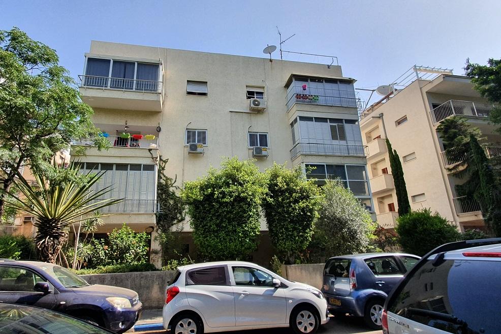 רובע 4 תל אביב // צילום: גיא אימבר