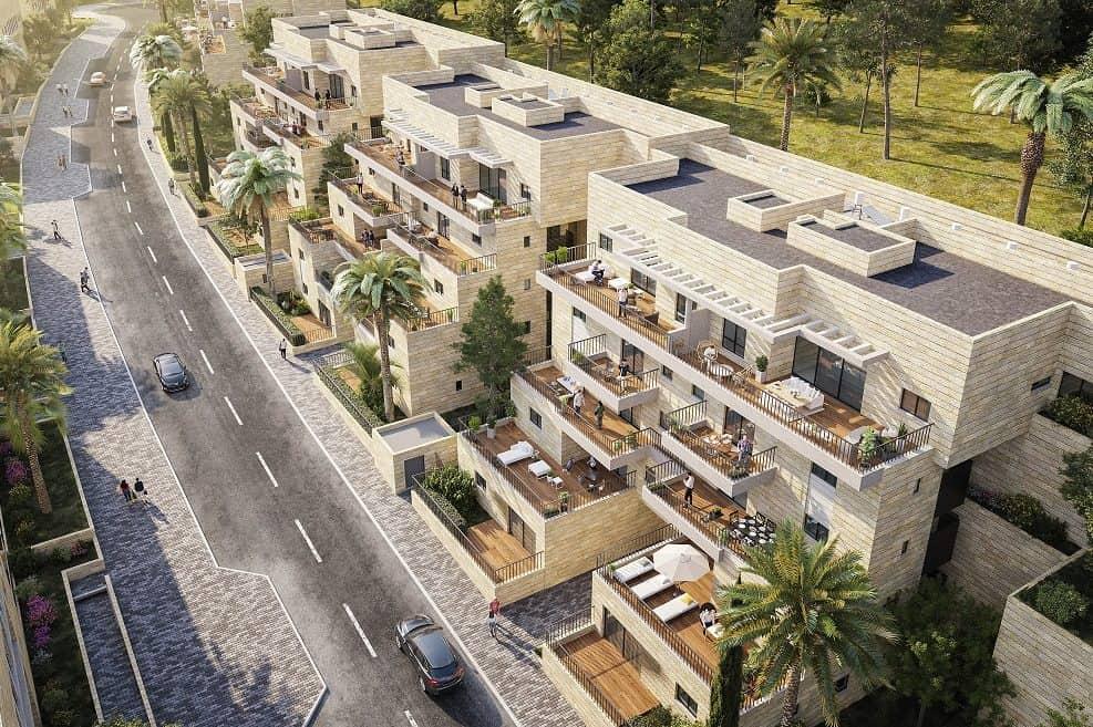 פרוייקט השמורה ירושלים // באדיבות חברת חסיד