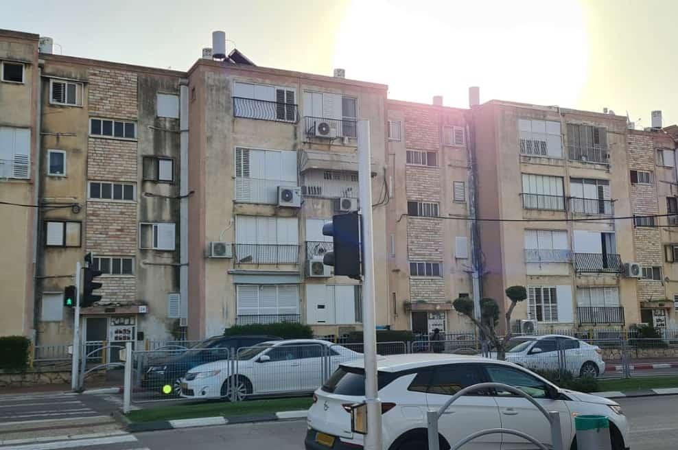 בניין ישן באור יהודה // באדיבות ראדקו התחדשות עירונית