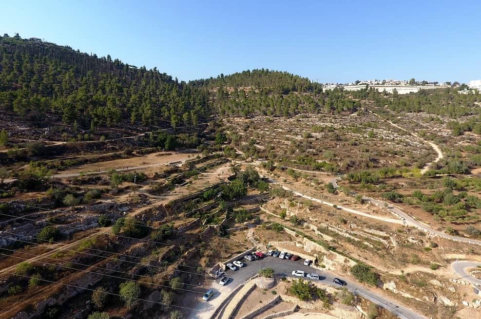 רכס לבן // צילום: דב גרינבלט החברה להגנת הטבע