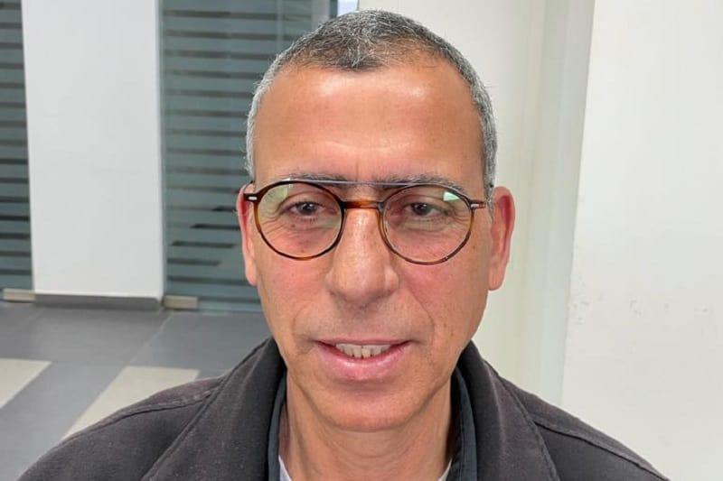 הדייר איציק בלמס // אוסף פרטי