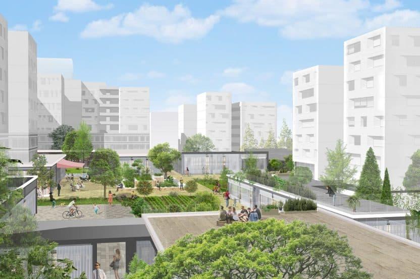 אדריכלות: משרד קורין אדריכלים // תכנון נופי: משרד אהרונסון