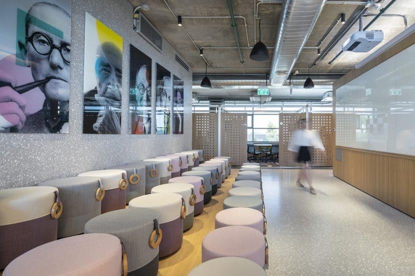 משרדי אורבך הלוי אדריכלים // צילום: עוזי פורת