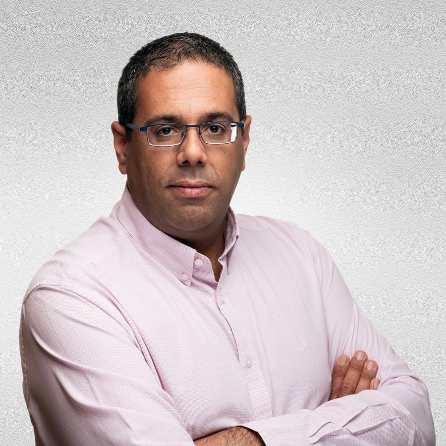 עמוס דבוש // צילום: אסף הבר