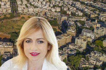 נחמה בוגין // צילום: עמית ישראלי | Depositphotos
