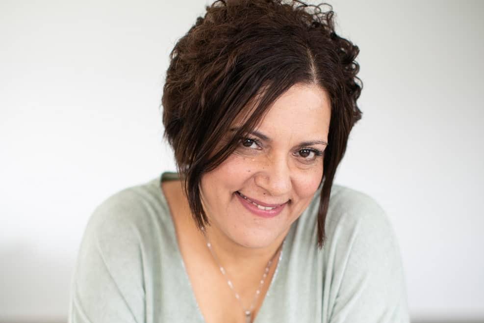 מעצבת הפנים אודליה ברזילי // צילום: ענת קזולה