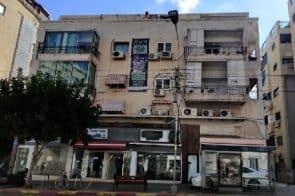 רחוב בן יהודה 124 // צילום צח צמח פנסו