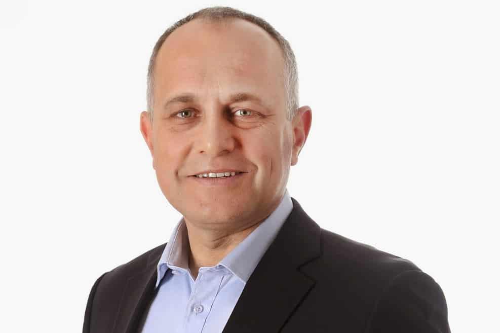 טל מאירזון מנכל דאטומייט // יחצ
