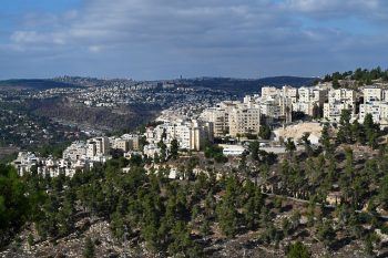 שכונת הר נוף ירושלים // Depositphotos