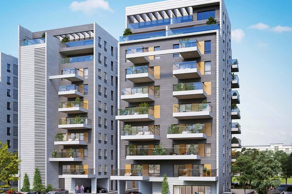 הדמיה: CityBee אדריכלים