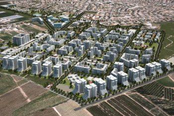 הדמיית התכנית // ארמון אדריכלים