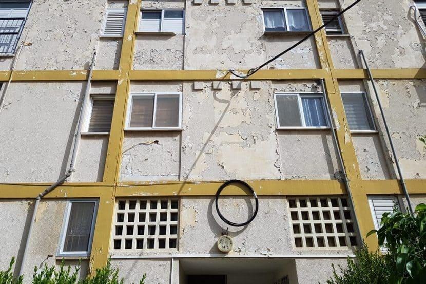 הבניינים הישנים // צילום: אוסף עצמי