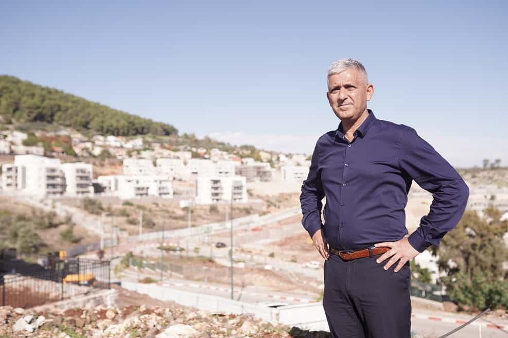 ראש העיר חצור הגלילית שמעון סויסה // באדיבות דוברות המועצה