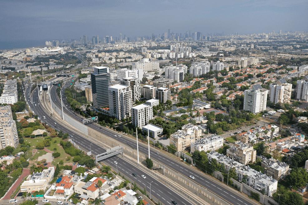 הדמיית התכנית בתל גיבורים // סטודיו מיא