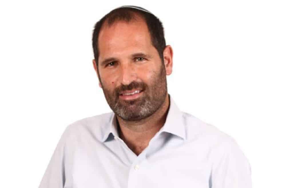 """יאיר הירש מנכ""""ל משרד הפנים // באדיבות משרד הפנים"""