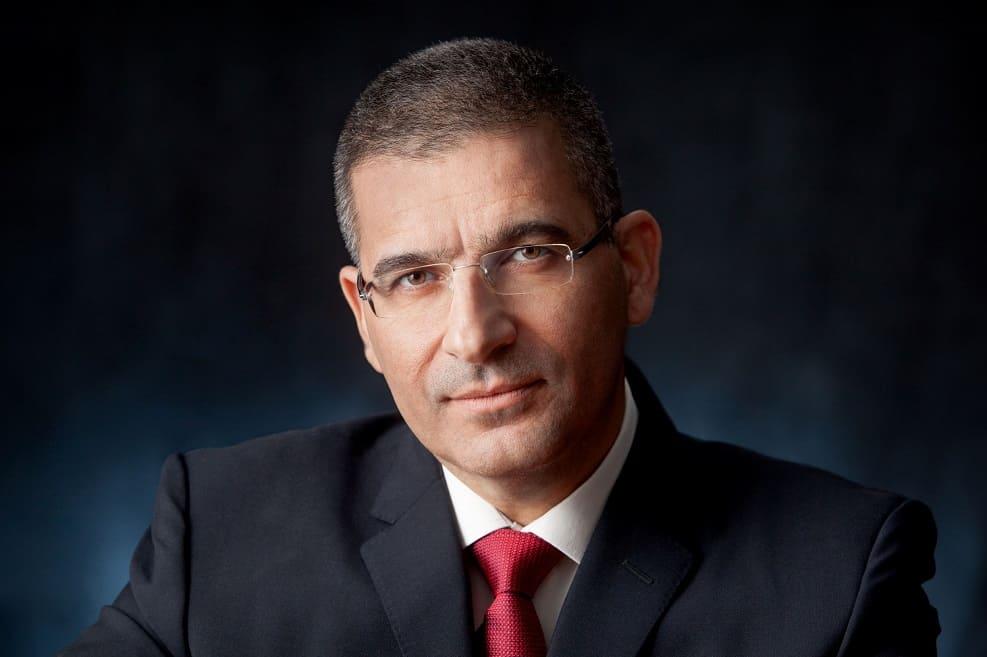 יעקב אטרקצ'י מנכל ומבעלי חברת אאורה // ראובן קפוצ''ינסקי