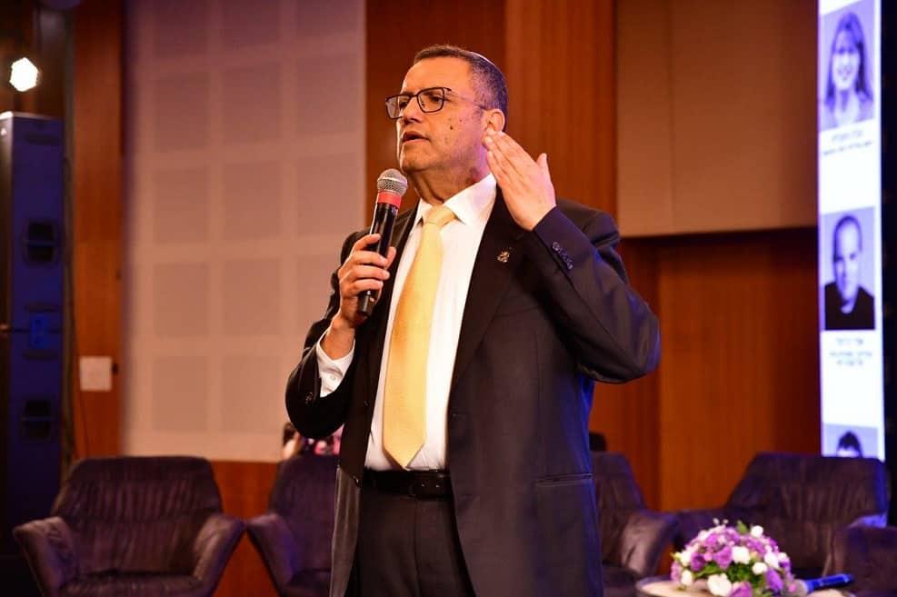 ראש עיריית ירושלים משה ליאון // ארן דולב