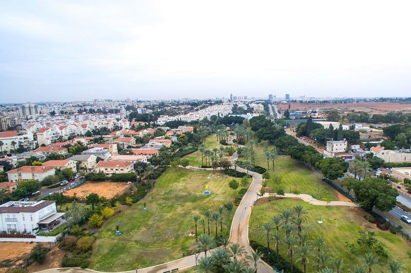 מזרח כפר סבא // עיריית כפר סבא