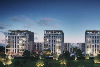 פרויקט בשכונת אור ים של בסט יזום // 3d vision