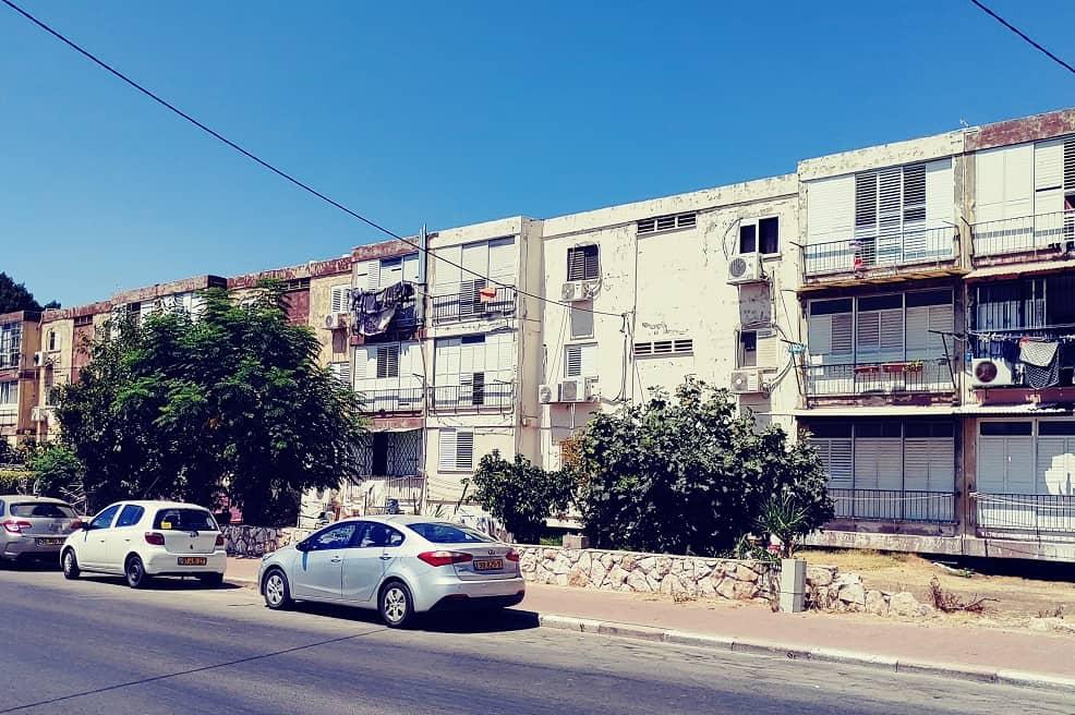 שכונת קריית משה // רונן דמארי