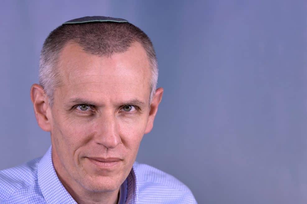 יעקב קוינט // לשכת העיתונות הממשלתית