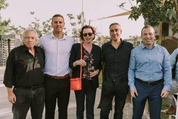 בכירי עיריית חיפה // מיכה בריקמן