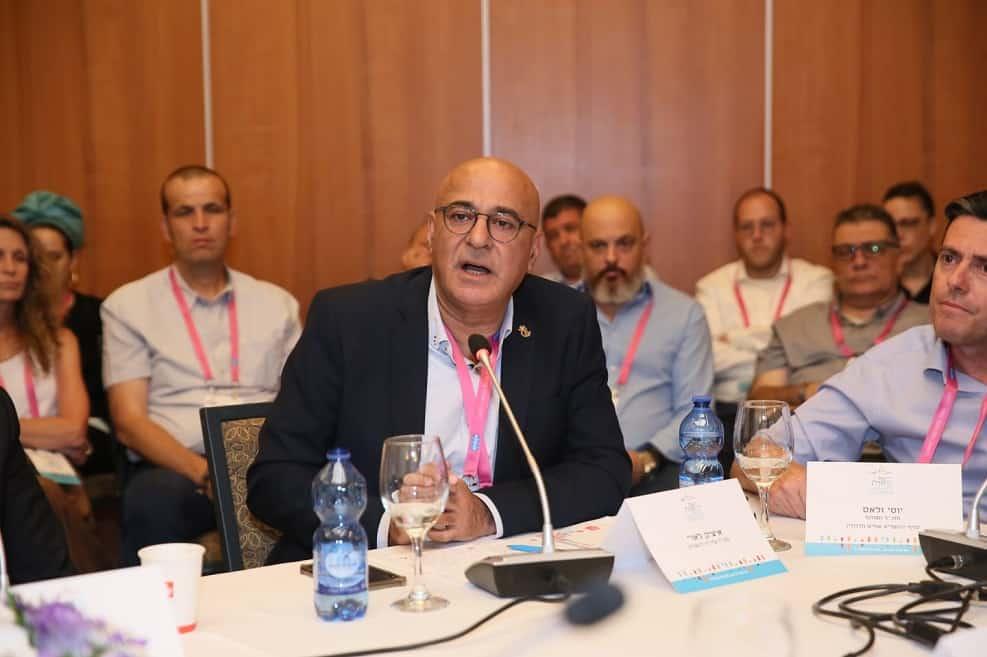 """איציק לארי, מנכ""""ל עיריית ירושלים // ארנון בוסאני"""