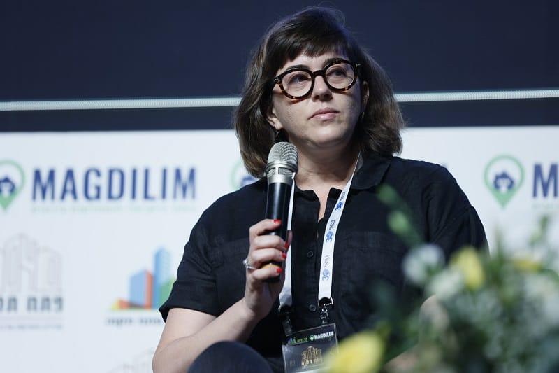 אדרכלית רות רז, מנהלת אגף התחדשות עירונית בותמל // דרור סיתהכל