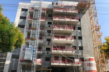 בנייה י.ל ברוך // קבוצת אלמוג