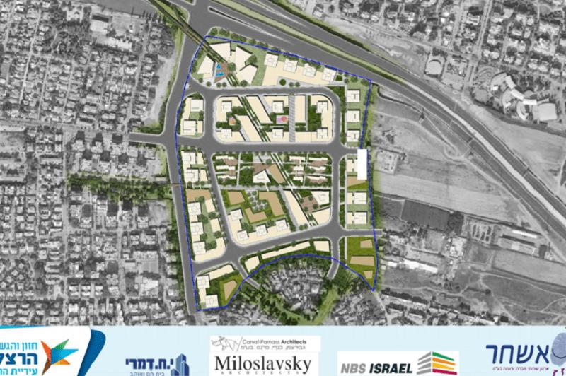 הדמיית התוכנית // אתר העירייה
