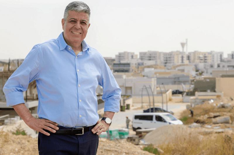 איציק דנינו, ראש העיר אופקים // אדי ישראל