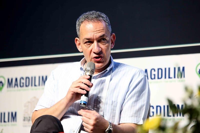 """רון אבידן, מנכ""""ל חברת אזורים // דרור סיתהכל"""