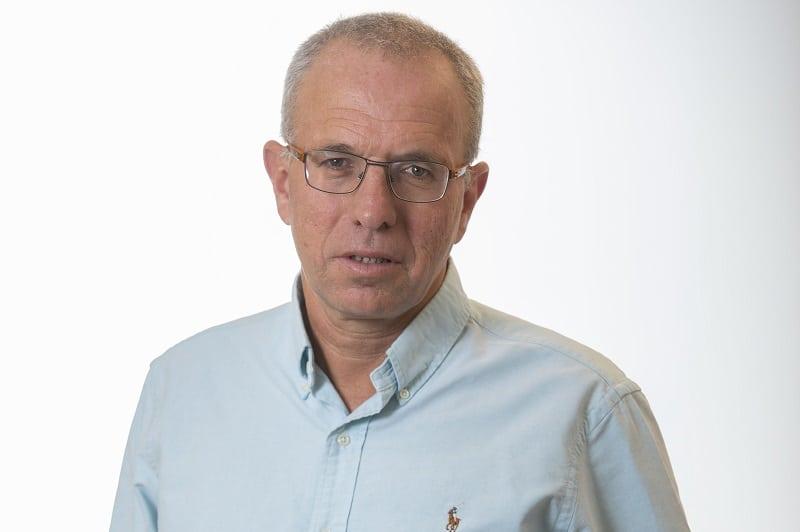 רוני בירם, מבעלי השליטה בקרדן ישראל // צילום אלי דסה