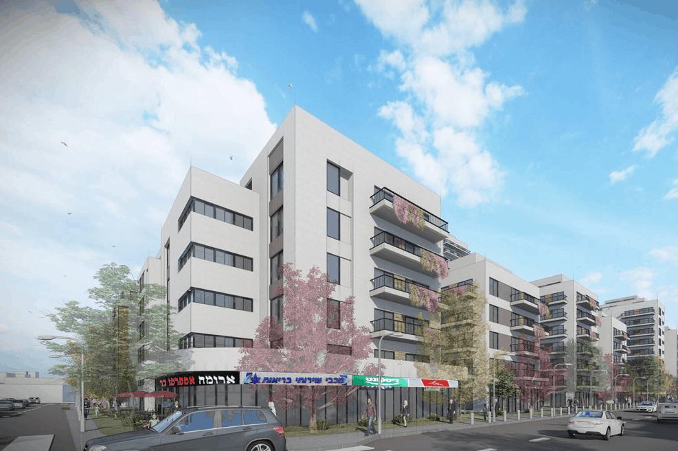 הדמייה // משרד גשן אדריכלים
