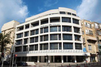 הדמייה מנדלי 7 תל אביב // קבוצת אדלר