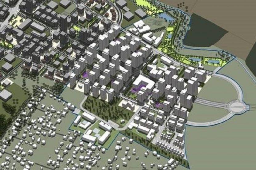 סירקין מזרח // משרד עמוס ברנדייס אדריכלות ותכנון עירוני ואזורי