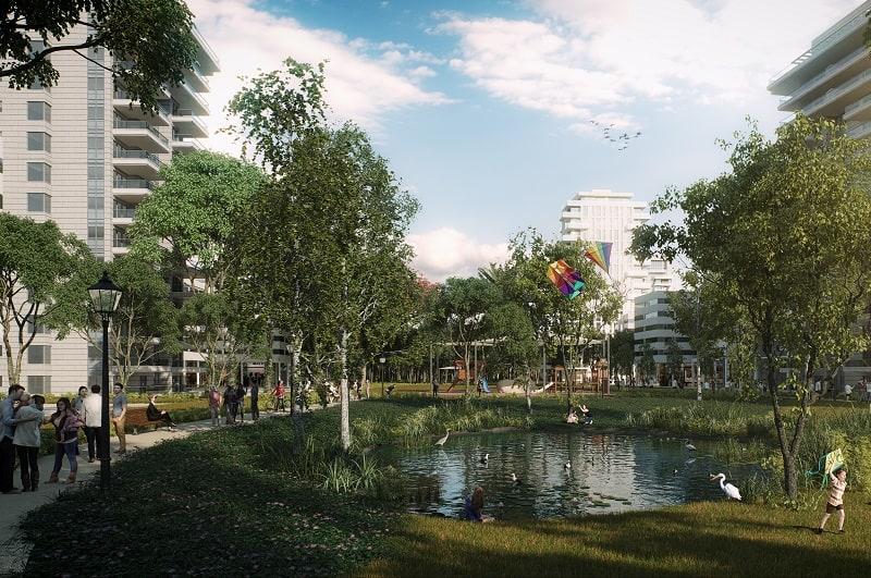 רמת אפעל // קולקר-קולקר-אפשטיין אדריכלים ומתכנני ערים