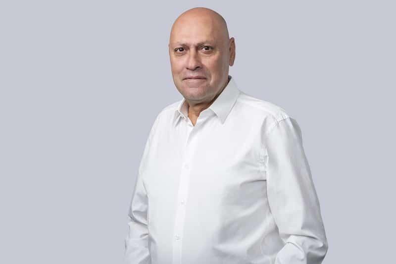 שמוליק לוי, יור ובעלים אמבסדור // תומר שלום