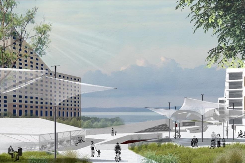 שכונות החוף // אירית צרף נתניהו אדריכלות ובינוי ערים
