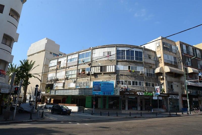 מנדלי 7 תל אביב // קבוצת אדלר