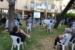כנס דיירים // מטרופוליס