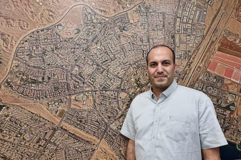 ישראל חיון // עיריית אילת