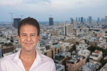 יגאל צמח, מנכל משותף ובעלים קרן גשרים // מיקה גורביץ