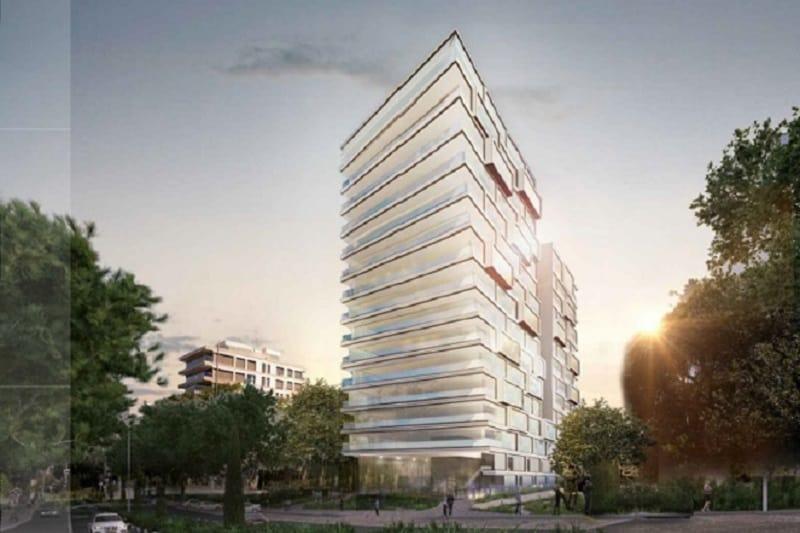 הדמית הפרוויקט \\ משה צור אדריכלים ובוני ערים