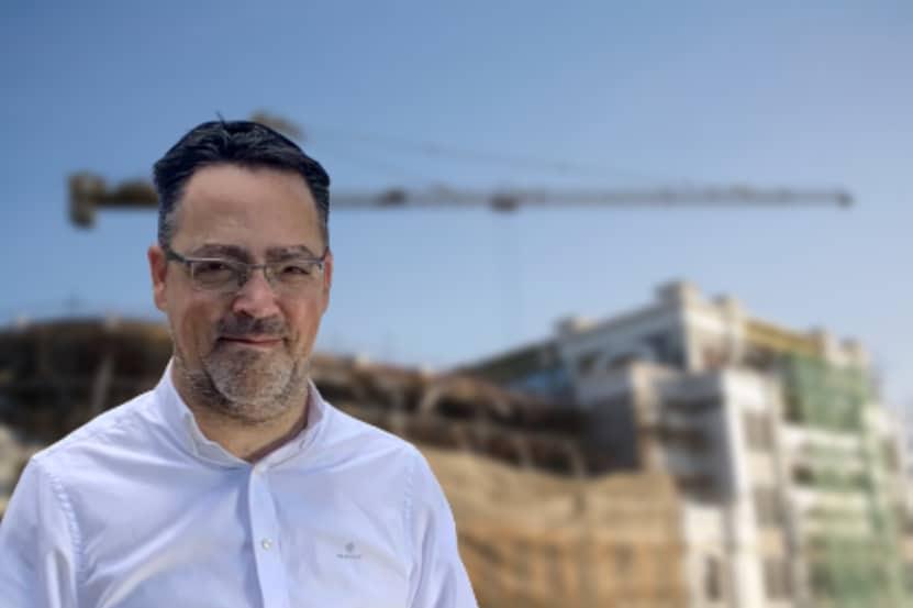 """אוריאל קדוש, מנכ""""ל גיאוסיסטם // יחצ"""