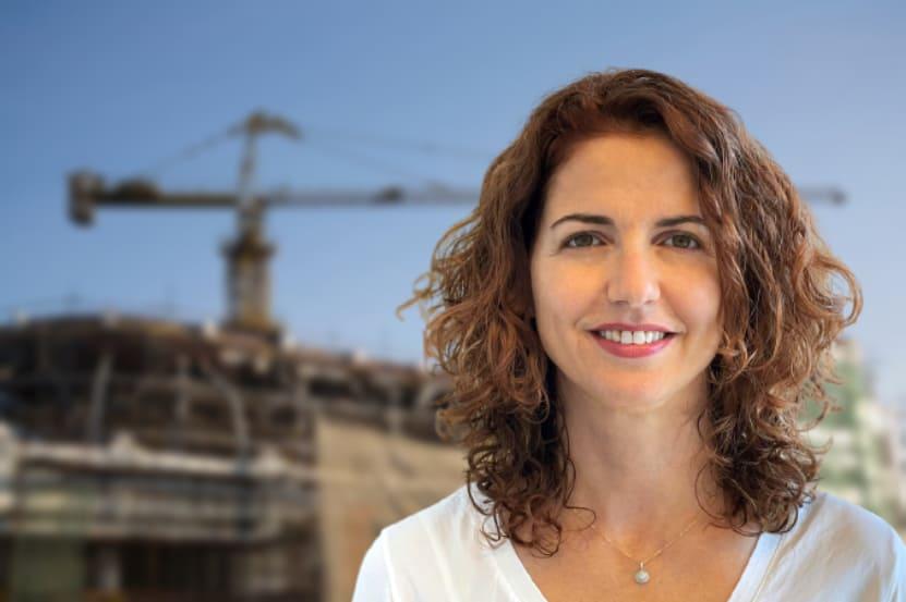 יפית יהודה, מנכלית הלמן אלדובי התחדשות עירונית // יחצ