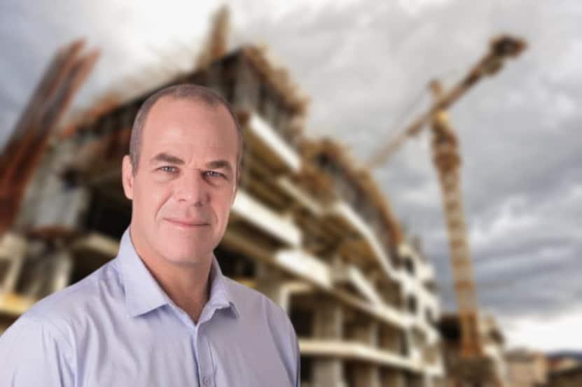 עידן גרינבאום, ראש מועצת עמק הירדן // ארז ביטון